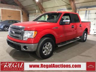 Used 2014 Ford F-150 XTR 4D CREWCAB PICKUP 4WD for sale in Calgary, AB