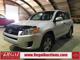 Used 2012 Toyota RAV4  4D SPORT UTILITY 4WD for sale in Calgary, AB