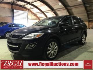 Used 2010 Mazda CX-9 GT 4D Utility 4WD for sale in Calgary, AB