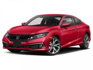 New 2020 Honda Civic Touring for sale in Winnipeg, MB