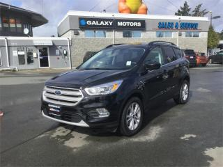 Used 2018 Ford Escape SEL - NAV Heated Seats Dual Zone A/C for sale in Victoria, BC