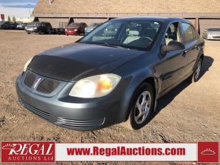 Used 2005 Pontiac Pursuit Base 4D Sedan for sale in Calgary, AB