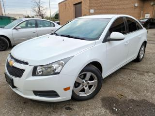 Used 2011 Chevrolet Cruze LT Turbo+ w/1SB for sale in Brampton, ON