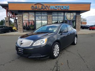 Used 2014 Buick Verano 4 DR - Leather Interior, Bluetooth, USB for sale in Courtenay, BC