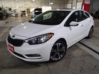 Used 2016 Kia Forte FORTE EX WITH ROOF for sale in Nepean, ON