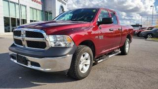 Used 2017 RAM 1500 ST for sale in Ottawa, ON