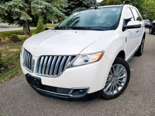 Used 2013 Lincoln MKX AWD 4DR for sale in Brampton, ON