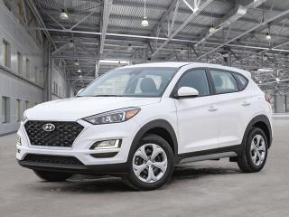 New 2021 Hyundai Tucson Essential AWD ***0.99% FINANCE FOR 84 MONTHS ON ALL 2021 TUCSON!*** for sale in Winnipeg, MB
