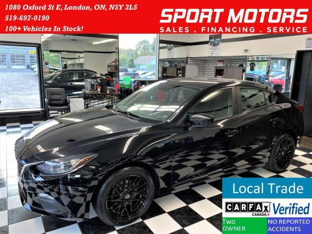 2015 Mazda MAZDA3 GX+New Tires & Brakes+A/C+ACCIDENT FREE