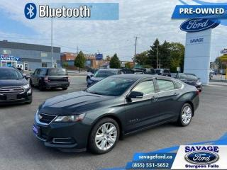 Used 2015 Chevrolet Impala LS  - Trade-in - Power Windows - $120 B/W for sale in Sturgeon Falls, ON