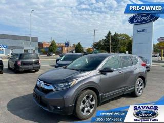 Used 2018 Honda CR-V EX-L AWD  - One owner - Trade-in - $211 B/W for sale in Sturgeon Falls, ON