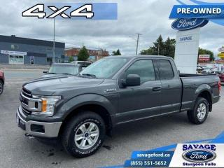 Used 2018 Ford F-150 XLT  - One owner - Power Windows - $241 B/W for sale in Sturgeon Falls, ON