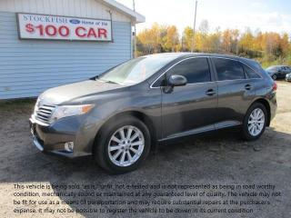 Used 2009 Toyota Venza for sale in North Bay, ON