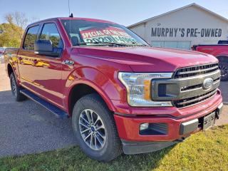 Used 2020 Ford F-150 XLT for sale in Pembroke, ON