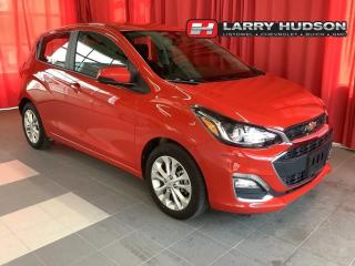 Used 2019 Chevrolet Spark 1LT CVT for sale in Listowel, ON