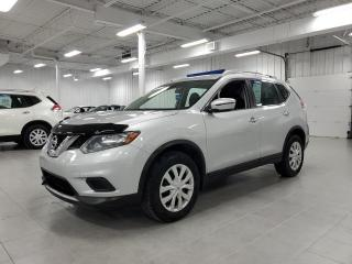 Used 2016 Nissan Rogue S AWD - CAMERA + BLUETOOTH + JAMAIS ACCIDENTE !!! for sale in Saint-Eustache, QC
