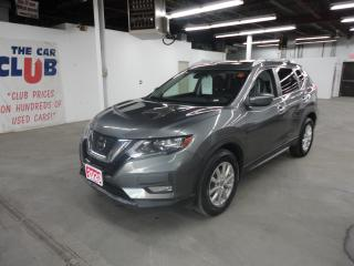 Used 2020 Nissan Rogue AWD SV W/ SUNROOF for sale in Ottawa, ON