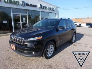 Used 2016 Jeep Cherokee North for sale in Arnprior, ON