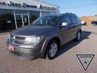 Used 2012 Dodge Journey CVP/SE Plus for sale in Arnprior, ON