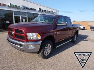 Used 2016 RAM 2500 SLT for sale in Arnprior, ON