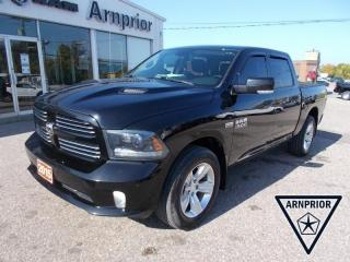 Used 2015 RAM 1500 SPORT for sale in Arnprior, ON