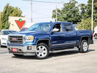 Used 2015 GMC Sierra 1500 SLT for sale in Simcoe, ON