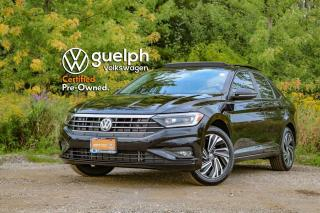 Used 2019 Volkswagen Jetta Excecline Manual, App-Connect, BeatsAudio for sale in Guelph, ON