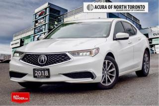 Used 2018 Acura TLX 2.4L P-AWS w/Tech Pkg Remote Start| Apple Carplay| for sale in Thornhill, ON