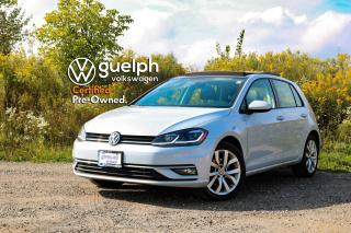 Used 2019 Volkswagen Golf EXECLINE | App-Connect, Bluetooth Voice Command, Travelink for sale in Guelph, ON