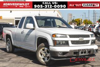 Used 2011 Chevrolet Colorado LT | EXT CAB | RWD | LOW KM'S | for sale in Hamilton, ON