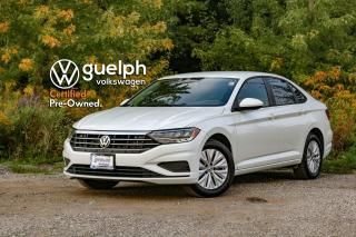 Used 2019 Volkswagen Jetta Comfortline 1.4T App-Connect, Heated Seats, Bluetooth for sale in Guelph, ON