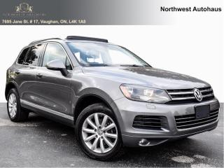 Used 2012 Volkswagen Touareg TDI  LEATHER SUNROOF for sale in Concord, ON