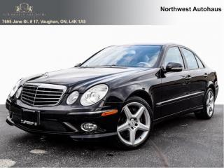 Used 2009 Mercedes-Benz E-Class 3.5L for sale in Concord, ON