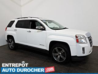 Used 2013 GMC Terrain SLT-2 AWD Navigation - Toit Ouvrant - A/C - Cuir for sale in Laval, QC