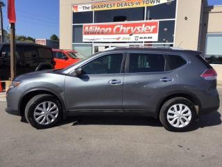 Used 2015 Nissan Rogue S for sale in Milton, ON