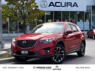 Used 2016 Mazda CX-5 GT AWD at for sale in Markham, ON