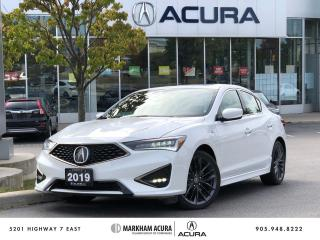 Used 2019 Acura ILX Tech A-Spec 8DCT for sale in Markham, ON