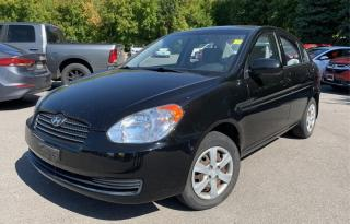 Used 2011 Hyundai Accent GL ***VERY GOOD CONDITION/ONLY 60,000 KMS!!!! for sale in Hamilton, ON