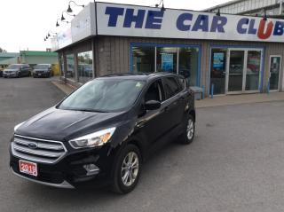Used 2019 Ford Escape SE 4WD - BACK UP CAMERA - FACTORY AUTOSTART! for sale in Ottawa, ON