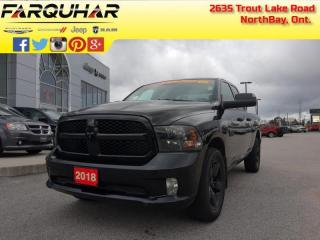 Used 2018 RAM 1500 Express - $220 B/W for sale in North Bay, ON