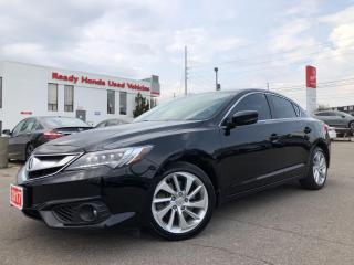 Used 2017 Acura ILX Technology Pkg - Leather - Navigation - Rear Cam for sale in Mississauga, ON