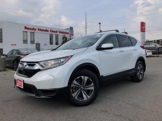 Used 2019 Honda CR-V LX  AWD - Bluetooth - Rear camera - Heated Seats for sale in Mississauga, ON