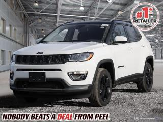 New 2021 Jeep Compass Altitude for sale in Mississauga, ON