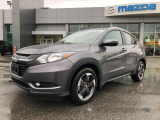 Used 2018 Honda HR-V EX-L NAVI for sale in Surrey, BC