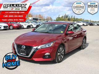 Used 2019 Nissan Altima SV - Propilot -  Sunroof -  Heated Seats for sale in Selkirk, MB