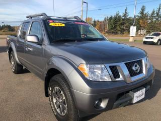 Used 2019 Nissan Frontier PRO-4X Crew Cab 4x4 for sale in Charlottetown, PE