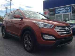 Used 2014 Hyundai Santa Fe Sport Luxury - AWD - Panoramic Sunroof - Bluetooth for sale in Cornwall, ON