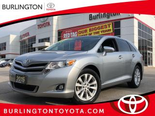Used 2015 Toyota Venza XLE for sale in Burlington, ON