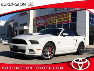 Used 2014 Ford Mustang GT CALIFORNIA SPECIAL for sale in Burlington, ON