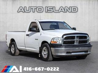 Used 2010 Dodge Ram 1500 2WD Reg Cab ST for sale in North York, ON